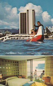 WAIKIKI, Hawaii, PU-1974; The Hawaiian Regent Hotel