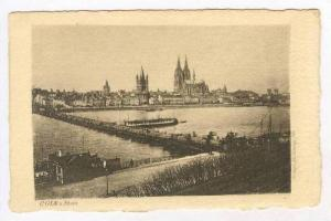 COLN a. Rhein, Germany 1910s
