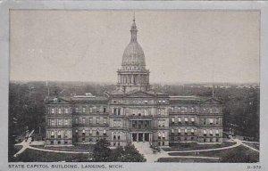 Michigan Lansing State Capitol Building