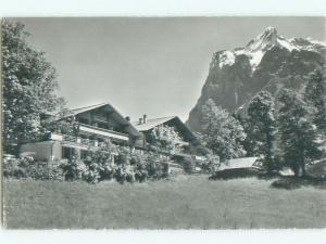 old rppc NICE VIEW Grindelwald - Interlaken - Oberhasli - Bern Switzerland i3491