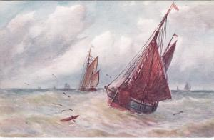 Fishing Boat in the North Sea, 00-10s