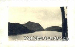 Real Photo Panama Canal Panama Unused