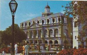 Louisiana New Orleans The Cabildo