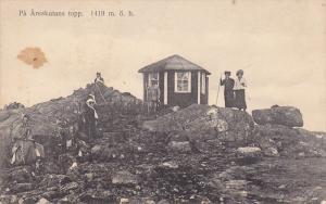 Pa Areskutans topp. 1419 m. o. h. , Sweden , 00-10s