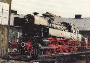 Personenzug-Tenderlokomot ive Deutsches Dampflokomotiv Museum Neuenmarkt Germany