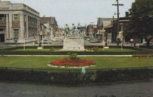 War Monument , Charlottetown , P.E.I., Canada , 40-60s