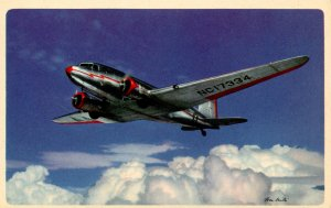 Aviation - American Airlines, In Flight