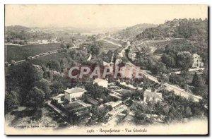 Old Postcard Roquefavour Vue Generale