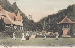GLEN HELEN , I. of M. , 1904 ; Bowling Green