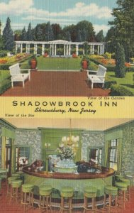 SHREWSBURY , New Jersey, 1930-40s ; Shadowbrook Inn