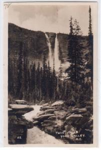 RPPC, Twin Falls, Yoho Valley BC