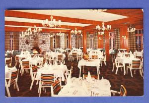 Montreal, Quebec, Canada Postcard, Town & Country Motel