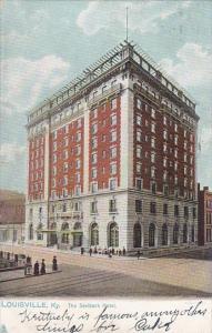 Kentucky Louisville The Seelbach Hotel 1906 Tucks