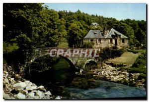 Postcard Modern Picturesque Limousin
