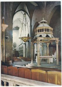Italy, BARLETTA, Interno del Duomo, Interior of the Cathedral, unused Postcard