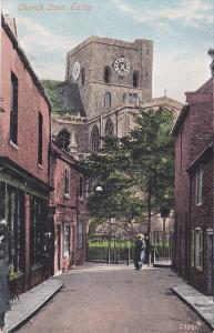 Church Lane, SELBY (North Yorkshire), England, UK, 1900-1910s