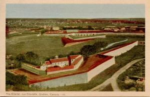 Canada - Quebec, Quebec City. The Citadel