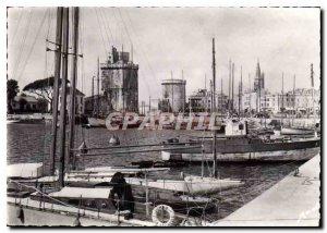 Modern Postcard La Rochelle Basin Yacht Tours Saint Nicolas de la Chaine and ...