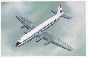 Golden Circle Service, KLM Douglas DC-6B, 50-70s