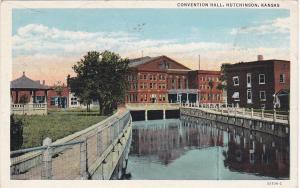 HUTCHINSON, Kansas, PU-1938 ; Convention Hall