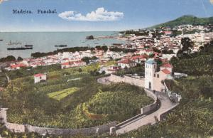 MADEIRA, Portugal, 1900-1910's; Funchal