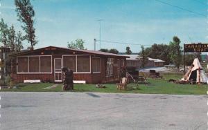 Canadian Crafts , WAUBAUSHENE , Ontario, Canada , 40-60s