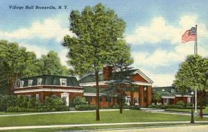 NY - Bronxville. Village Hall