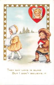 Valentine~Boy Follows Girl~Love is Blind~I Don't Believe It~Cupid~Whitney Made