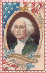 TUCK #178; Portrait of George Washington, The Father of His Country, 00-10s