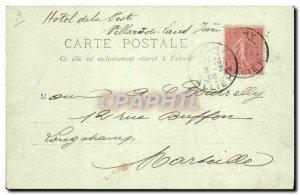Old Postcard Gingham Shooting pigeons