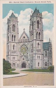 Sacred Heart Cathedral, Branch Brook Park, Newark, New Jersey, 1910-1920s