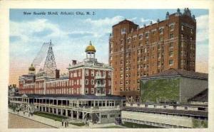 New Seaside Hotel  Atlantic City NJ Unused