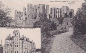 The Abbey Hotel, Kenilworth Castle, Kenilworth, Warwickshire, England, United...
