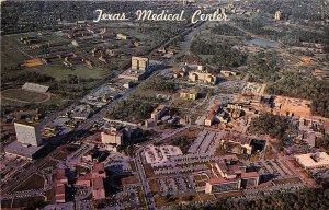 Houston Texas 1965 Poscard Texas Medical Center