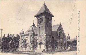 First Presbyterian Church, Huntington, Indiana, 00-10s