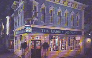 Disneyland The Upjohn Company