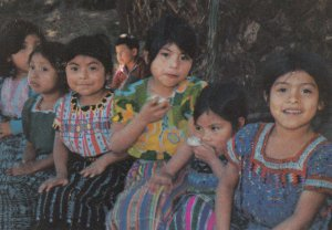 GUATEMALA , 1950-60s ; Children