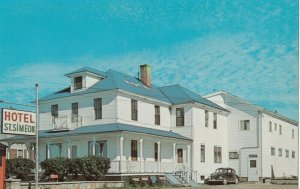 ST-SIMEON, Quebec, 1950-60s ; ST-SIMEON Hotel