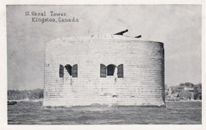 KINGSTON, Ontario, Canada, 1955; Shoal Tower