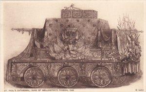 St Paul's Cathedral , LONDON , England , 00-10s ; Duke of Wellington's Funera...