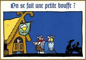 American Comic Strip HÄGAR THE HORRIBLE, Cartoonist Dik Browne (1996) 1