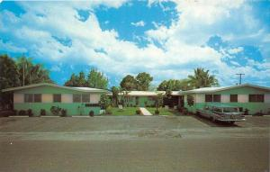 Florida  Fort Lauderdale  .  Bell´s Motel Apartments