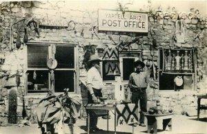 AZ, Yarnell, Arizona, Post Office, L.L. Cook, RPPC