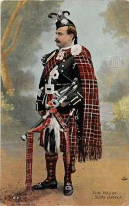8959 Pipe Major, Scots Guards