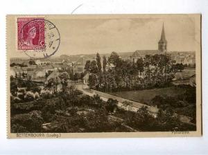 192344 LUXEMBOURG BETTEMBOURG Vintage RPPC