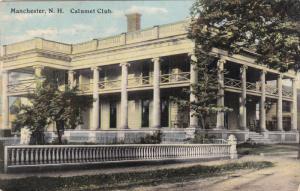 MANCHESTER, New Hampshire, PU-1916; Calumet Club