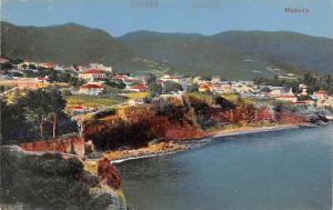 Spain Old Vintage Antique Post Card Maderia Unused