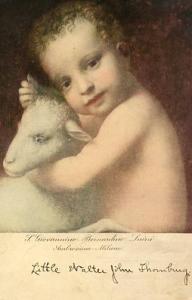T. Giovannino Bernardino Luini, Ambrosiana Milano