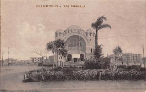 Egypt Heliopolis The Basilique