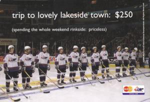 Ice Hockey Team , Canada 80-90s